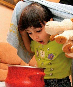 Кашель у дітей лікування пневмонія