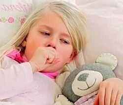 Гавкаючий кашель у дитини - лікування і причини