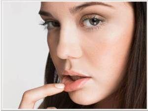 Лікування герпесу на губах і профілактика зараження хворобою