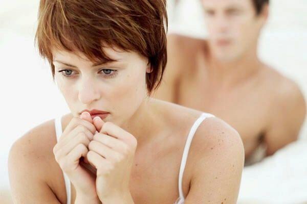 Причини зниженого лібідо у жінок