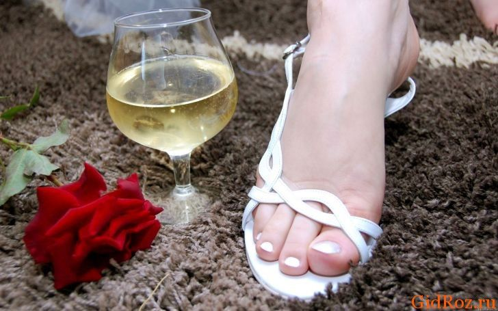 Кращі засоби проти підвищеної пітливості ніг