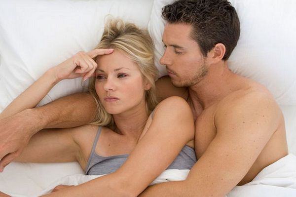 Секс при циститі
