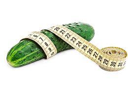 Огірки для схуднення