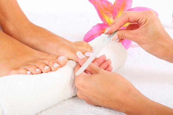 Парафінотерапія для омолодження ніг