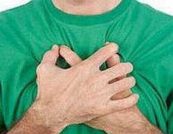 Перші ознаки пневмонії
