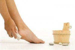 Чому з`являються мозолі на ступнях? Види мозолів і способи лікування