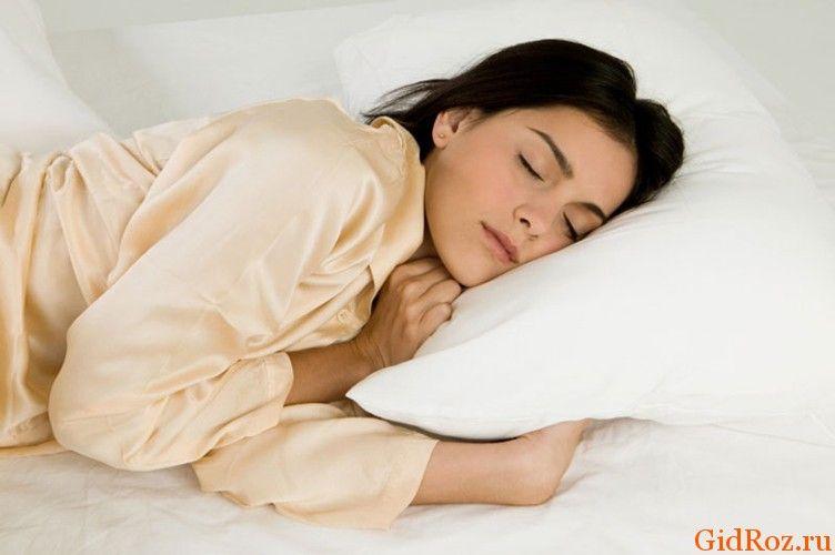 Чому уві сні підвищується виділення поту