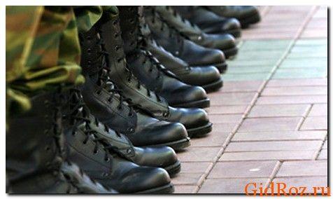 Служба в армії - подруга гіпергідрозу! А все через закритому взутті солдат!
