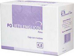 Поліетиленгліколь в упаковці