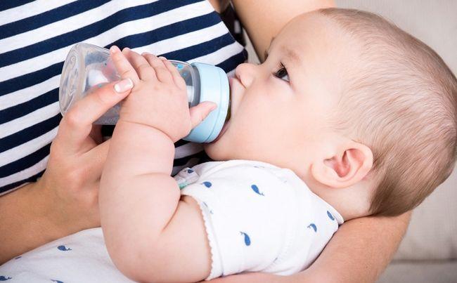 Наслідки штучного вигодовування для здоров`я дитини