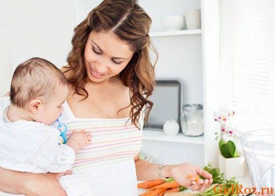 Післяпологова пітливість в період годування груддю. Чи нормально це?