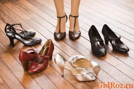 Не шкодуйте грошей на якісне взуття! Інакше від поту не позбутися!
