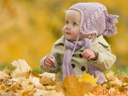 В одязі малюк повинен відчувати себе комфортно! Чи не кутайте його надмірно. щоб не перегрівати!