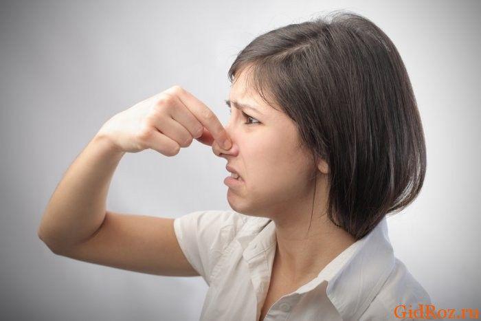 Попередній діагноз можна поставити за запахом тіла