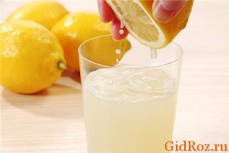 Раз на тиждень використовуйте ароматний природний дезодорант - сік лимона!