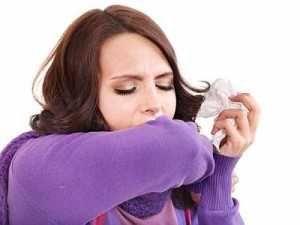 Причини сухого кашлю без температури у дорослих