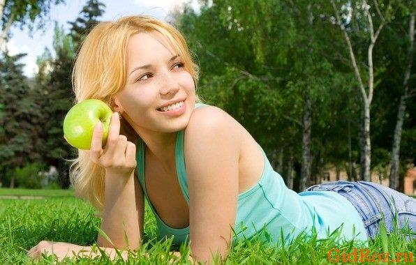 Застосування яблучного оцту як засоби від пітливості