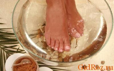 Додайте трохи відвару кори в ножні ванни, і через деякий час Ви будете вражені результатом!