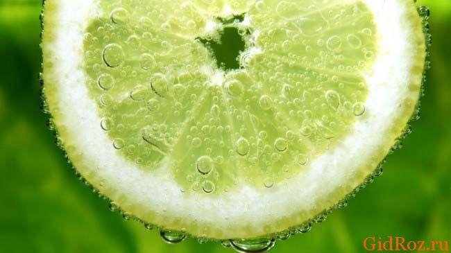 Сік лимона - найпростіший засіб від Вашої проблеми!