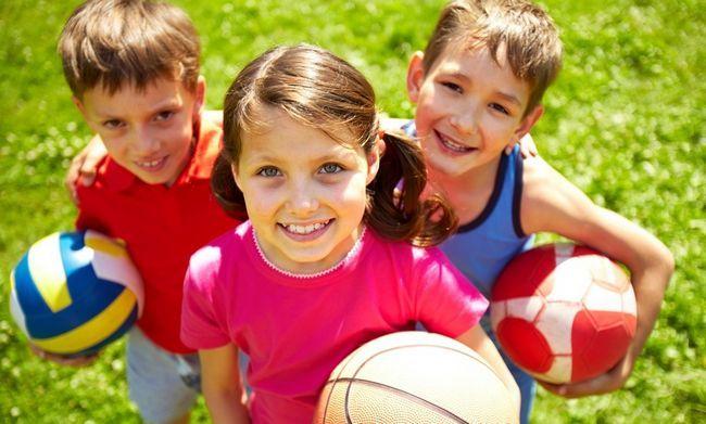 Дитина і спорт: як не завдати шкоди здоров`ю