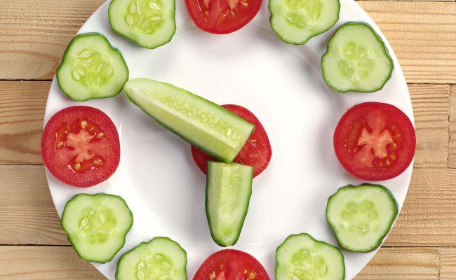 Режим харчування - це важливо