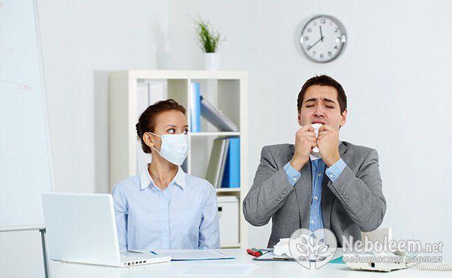 Найпоширеніші офісні хвороби