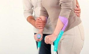 Симптоми і лікування перелому шийки стегна