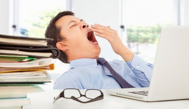 Синдром хронічної втоми - хвороба xxi століття