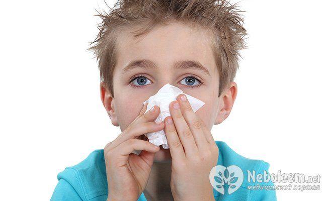 Синусит у дітей: лікування та профілактика