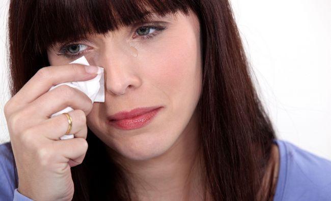 Сльози і здоров`я, або 7 причин поплакати