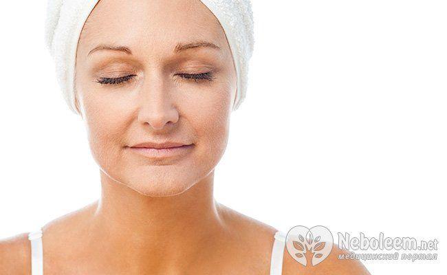 Зберігаємо красу шкіри в період менопаузи