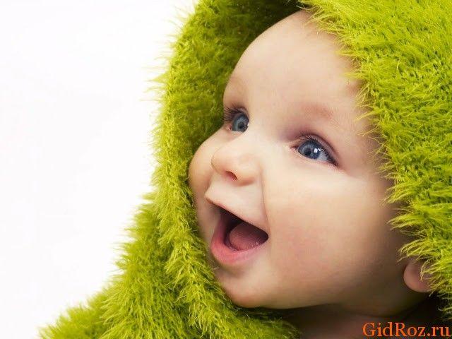 Висип у малюка - потничка або алергія?