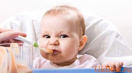 Алергія - це, як правило, реакція на що-небудь, наприклад, на їжу! Подумайте, не годували Ви дитини чимось новим для нього?