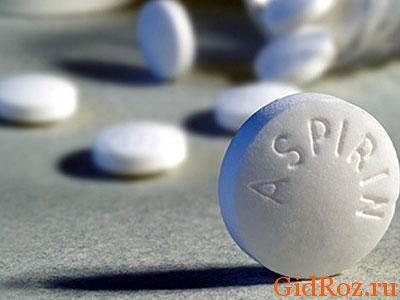 У Вас є в аптечці аспірин? Застосуйте його нетрадиційним способом!