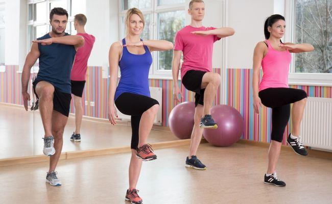 Уроки фітнесу для схуднення