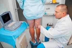 ультразвуковадоплерографія судин нижніх кінцівок