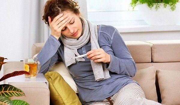 Двостороннє запалення легенів симптоми