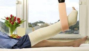 Відновлюємо втрачені функції після перелому ноги