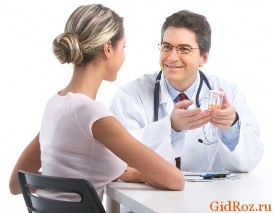 Ставити діагноз і призначати лікування повинен тільки лікар!