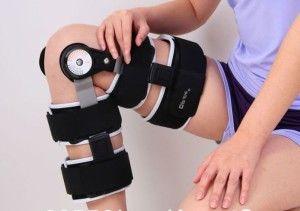 Вибираємо бандаж на колінний суглоб