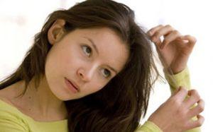 Випадання волосся у дитини