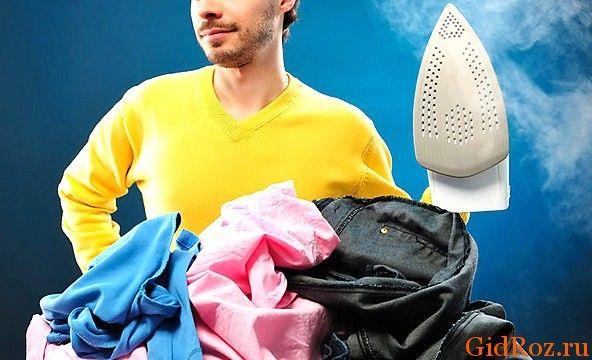 Відпарювання допоможе Вам не тільки виглядати бездоганно, але і вивести деякі стійкі запахи!